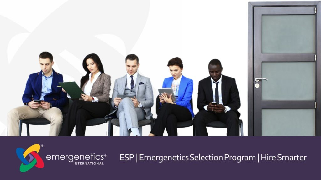 ESP | Emergenetics Selection Program