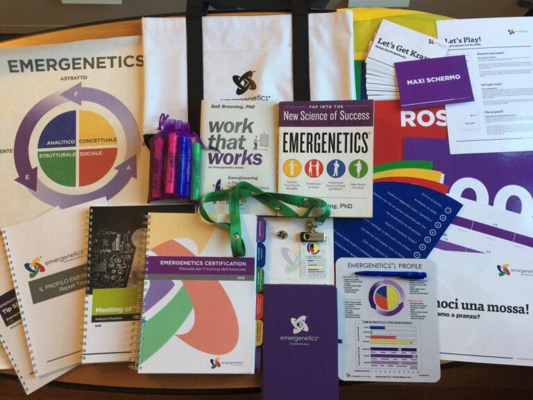 Kit dell'Associato Emergenetics